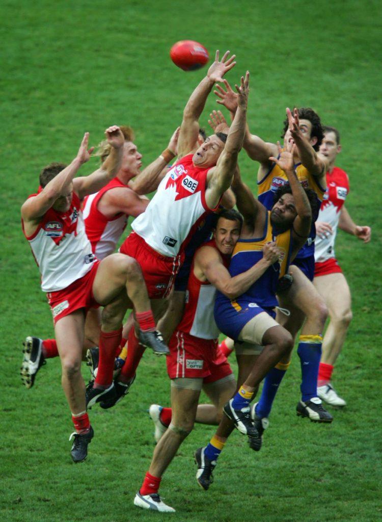 2005 AFL Grand Final Final Moments