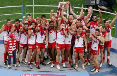 2005 AFL Grand Final – Sydney Swans Vs West Coast Eagles