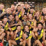 2020 AFL Grand Final –  Richmond Tigers Vs Geelong Cats